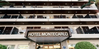 HOTEL MONTECARLO - ROSES